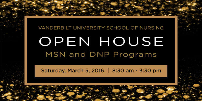 spring 2016 open house banner