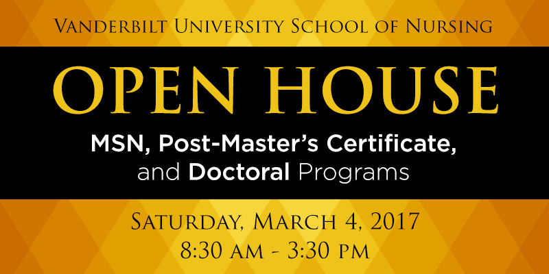spring 2017 open house banner