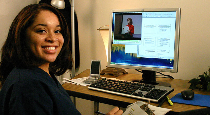 Distance learning at VUSN