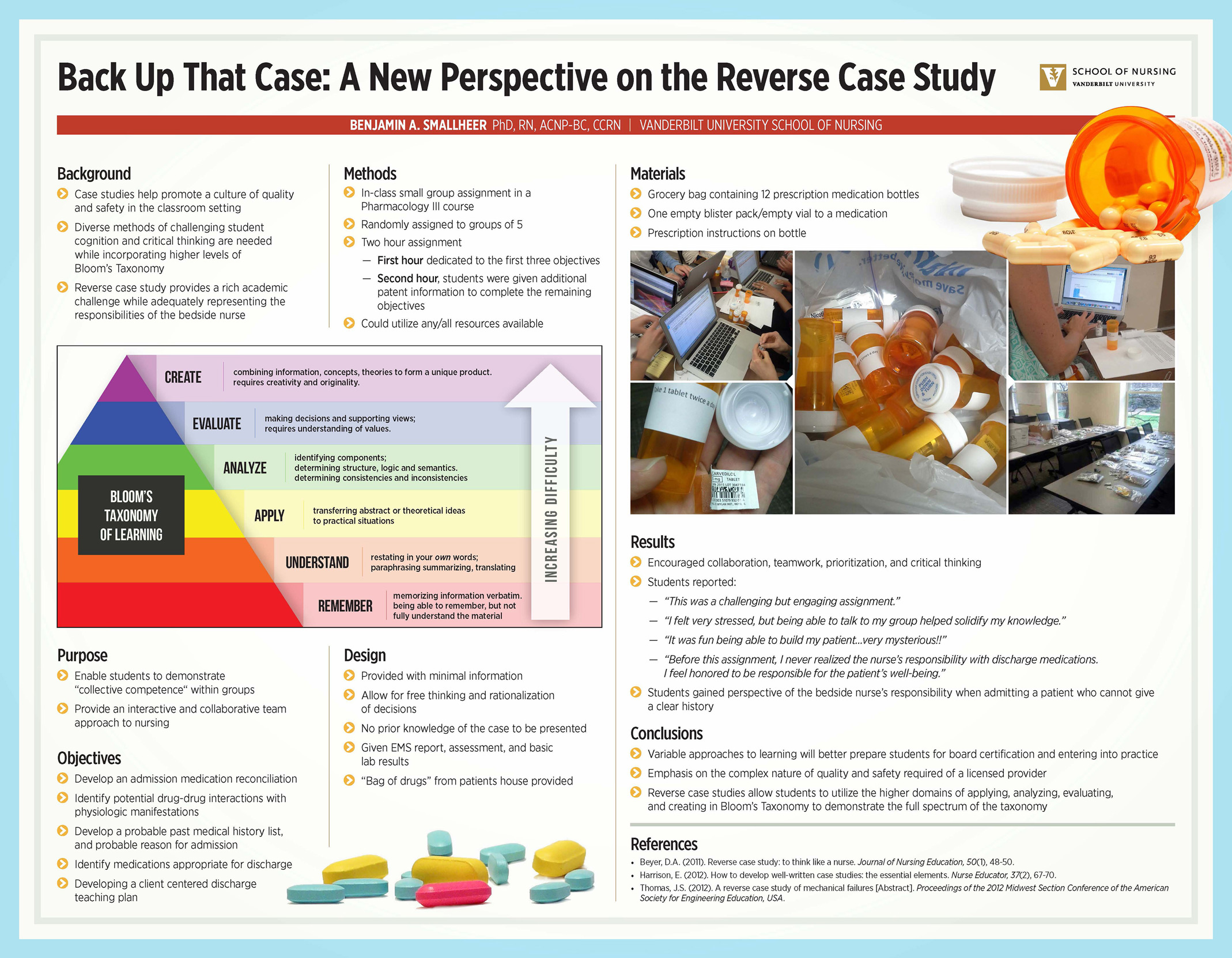 patients like me case study No one likes the idea of a kid being stuck in a hospital room children are supposed to be at home, surrounded by family and friends to learn more about how remote patient monitoring can improve pediatric health outcomes, read the full case study.