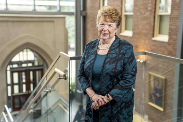 Change of Shift: A conversation with Dean Linda Norman
