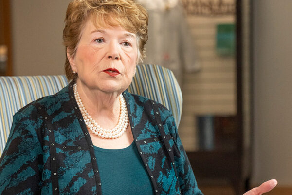 Photo Essay: Celebrating Dean Linda Norman